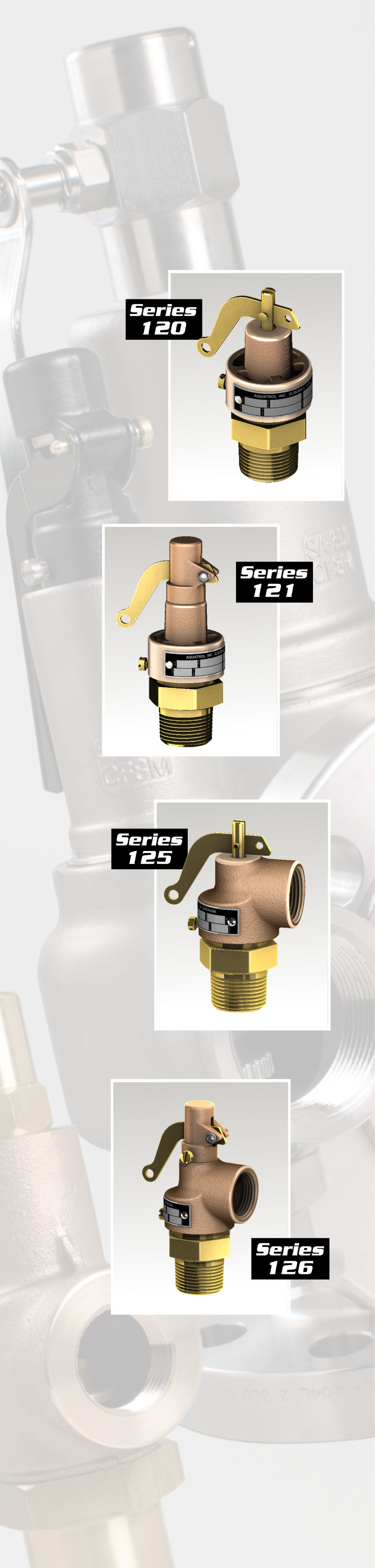 Liquid Relief Valves